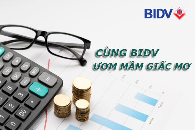 Hướng dẫn vay tiền BIDV mới nhất
