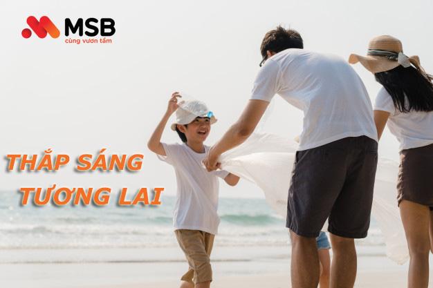 Hướng dẫn vay tiền MSB online